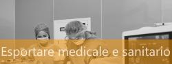 Esportare medicale e sanitario