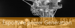 Esportare power Generation